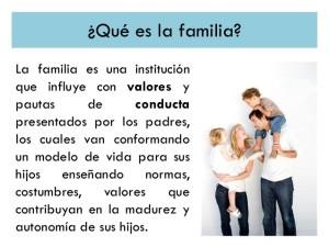 La Familia Blog Espa Ol Ce1