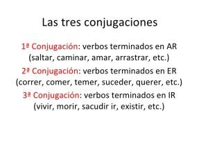 Ar Er Ir  C2 B7 Indicativo Presente Verbo2 Los Verbos 3 728
